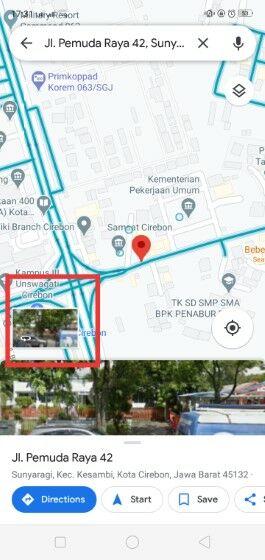 Cara Melihat Rumah Kita Di Google Map 99e01