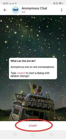 Cara Mencari Teman Di Telegram Anonymous 03ed0