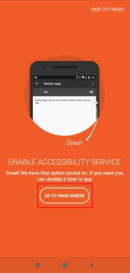 Cara Mengubah Warna Navigasi Bar Android Langkah Lima B4d0f