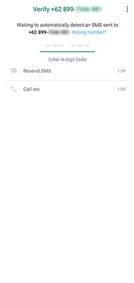 Cara Mengganti Nomor Whatsapp Di Hp Android 5d2db