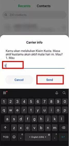 Cara Mendapatkan Kuota Tri Gratis Di Android 33979