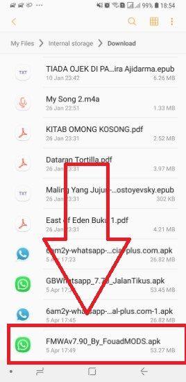 Cara Download FMWhatsapp 6e018
