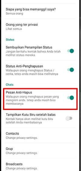 Cara Menggunakan Aplikasi Km Whatsapp Versi Terbaru E7136