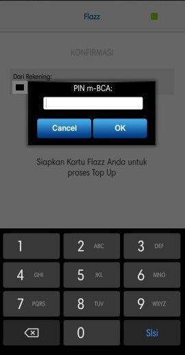 Cara Top Up Flazz Via Mbanking Bca Masuk Pin 381e7