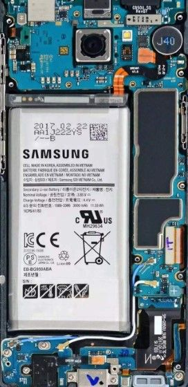 Wallpaper Mesin Hp Samsung Custom 8ee7b