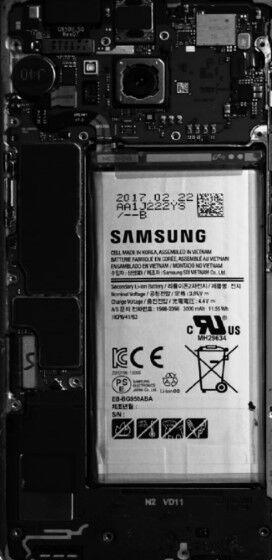 Wallpaper Mesin Hp Samsung3 Custom 40769