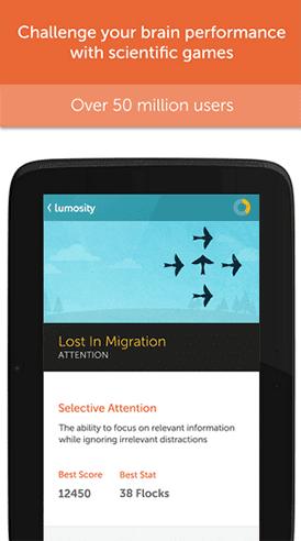 Lumosity Aplikasi Android Untuk Meningkatkan Kemampuan Otak 1