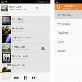 Streaming Musik Gratis Dengan WiFi Starbucks Content