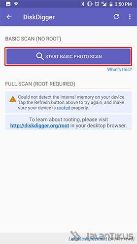 Cara Mengembalikan Foto Terhapus Di Android Tanpa Pc Diskdigger 02 94064