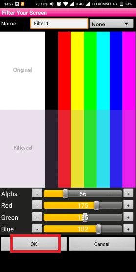 Aplikasi Filter Layar 2 A3818