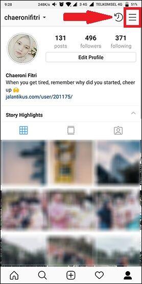 Cara Menghapus Pencarian Di Instagram 1 3f675