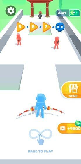 Samurai Flash Mod Apk Unlocked 14607