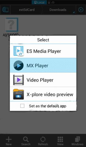 Tips Menjalankan Video Dari VCD Di Android