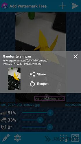 Cara Watermark Foto Android 05