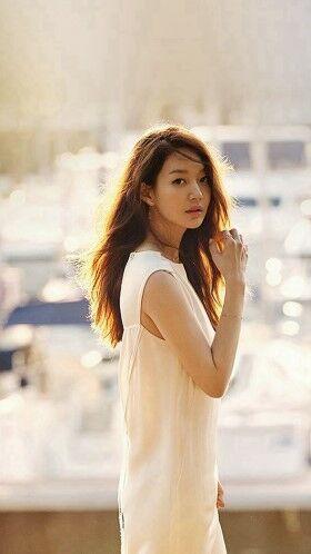 Foto Aktris Korea Cantik Shin Min Ah 01 F5ff3