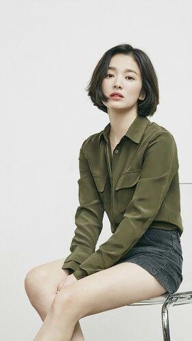 Foto Aktris Korea Cantik Song Hye Kyo 01 F14c3