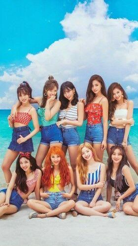 Foto Grup Korea Twice 02 A275b