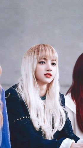 Foto Idol Korea Cantik Lisa Blackpink 02 F4889