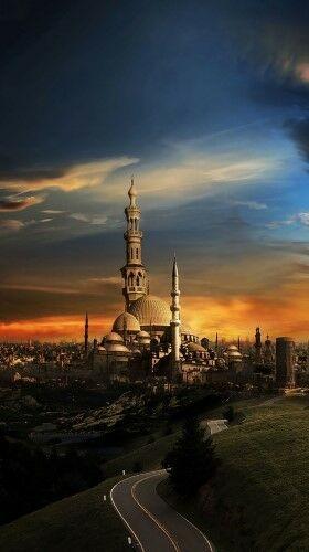 Wallpaper Islami Hd Keren Android Masjid 03 C7817