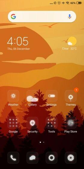 Tema Hp Xiaomi 5 1f2fe
