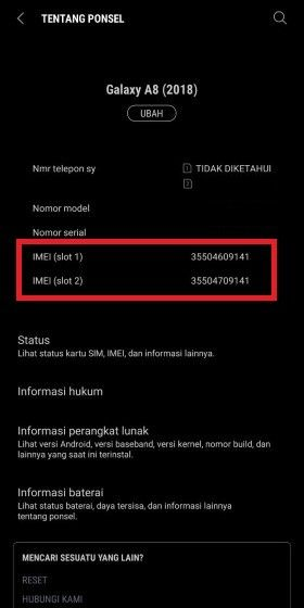 Cara Cek Imei Samsung 02 761e3