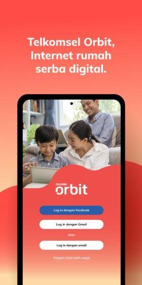 Harga Paket Telkomsel Orbit Ca763
