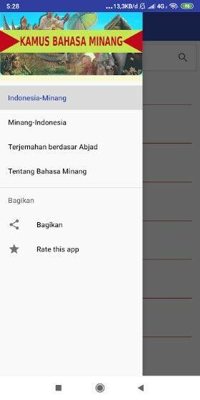 Translator Bahasa Padang D6b8f