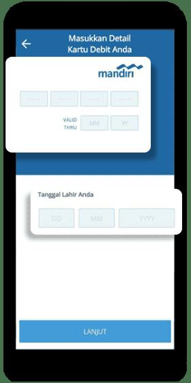 Cara Mendaftar Mandiri Online Di Hp Android Aa429