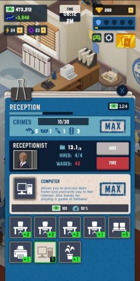 Idle Police Tycoon Mod Apk Android 0aecf