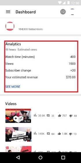 Cara Menghitung Jam Tayang Youtube 12096