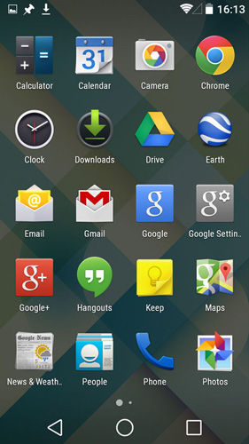 Android Lollipop Vs Android Jelly Bean 1