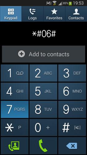 Cara Melihat Nomor Imei Smartphone Cina Android Iphone 1