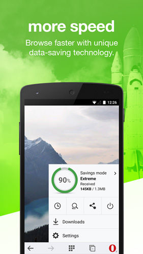 Fitur Baru Dari Opera Mini Android Terbaru 2