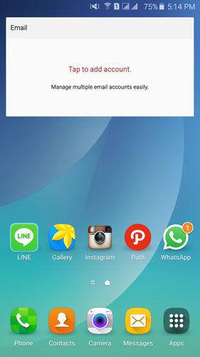 Widget Yang Biasa Dipasang Di Android 2