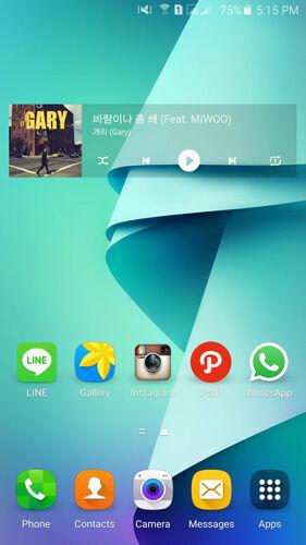 Widget Yang Biasa Dipasang Di Android 3