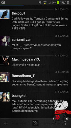 Review Carbon For Twitter 6