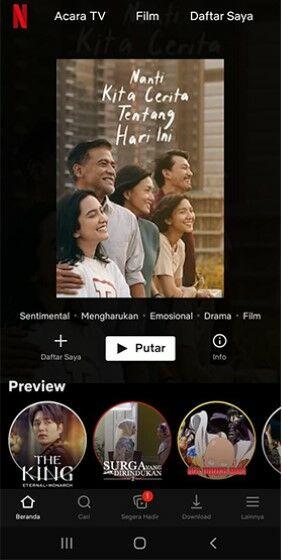 Cara Download Film Netflix Di Android 014a2