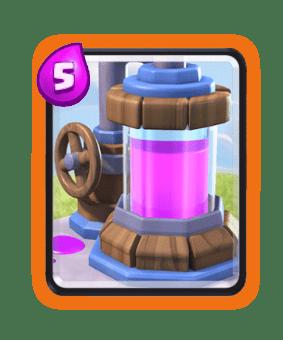 Kartu Yang Banyak Digunakan Clash Royale 5