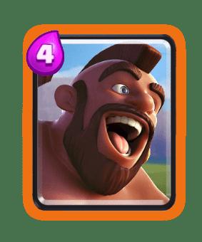 Kartu Yang Banyak Digunakan Clash Royale 7