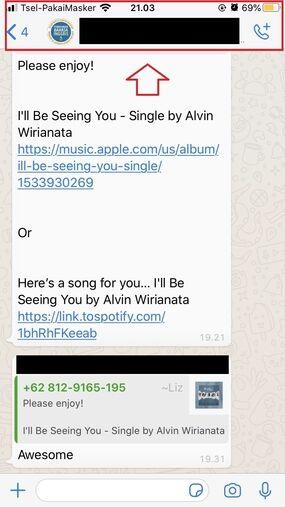 Cara Menonaktifkan Whatsapp Tekan Bagian Atas 4ffaa