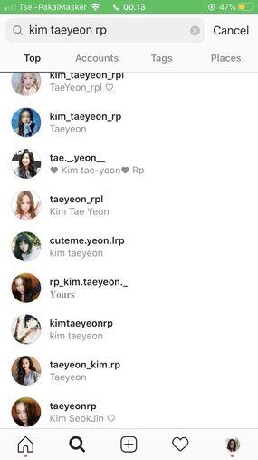 Cara Main Rp Di Instagram Follow Akun Rp Lain 3bbd5