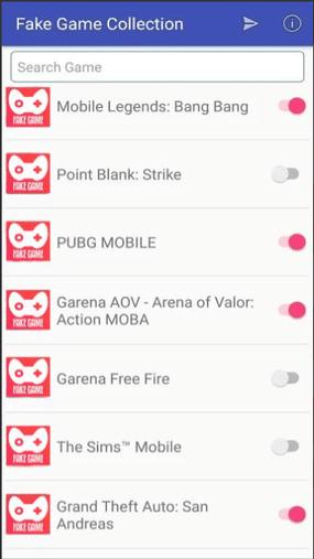 Download Fake Game Collection Apk Fitur C3204