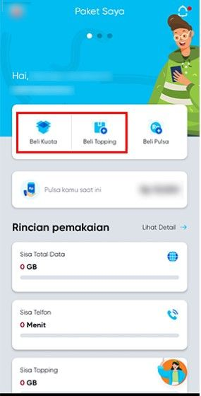 Cara Beli Paket Internet By U E74cd