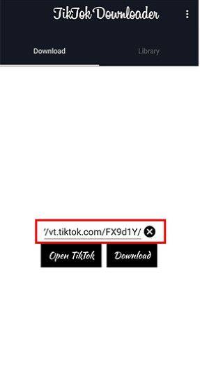 Cara Download Video Tik Tok Tanpa Watermark 7e421