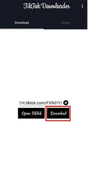 Cara Download Video Tiktok Terbaru A5a02
