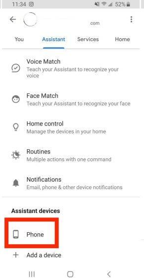 Cara Mematikan Google Assistant Di Asus Zenfone Max Pro M1 Adc6a