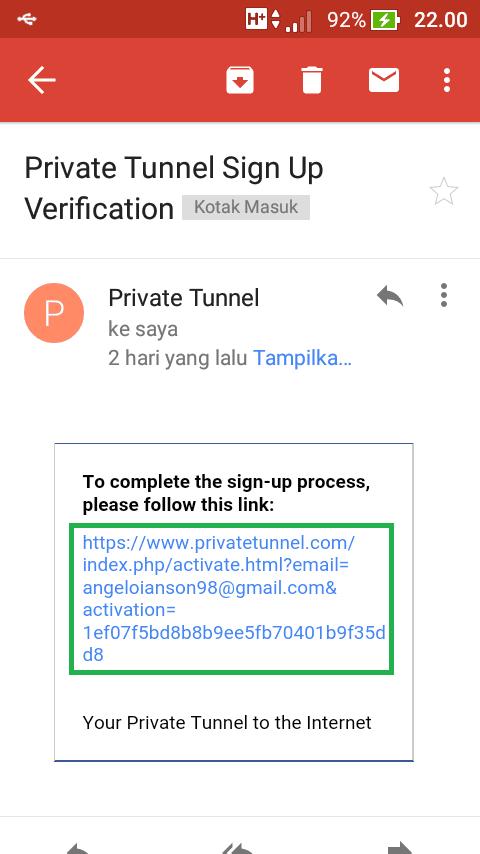 Private Tunnel 3