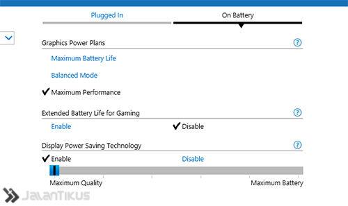 Disable Intel Uhd Graphics