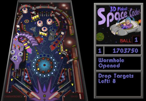 @Game Windows, 3D Pinball