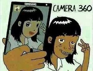 Pas Foto Dengan Camera 3601